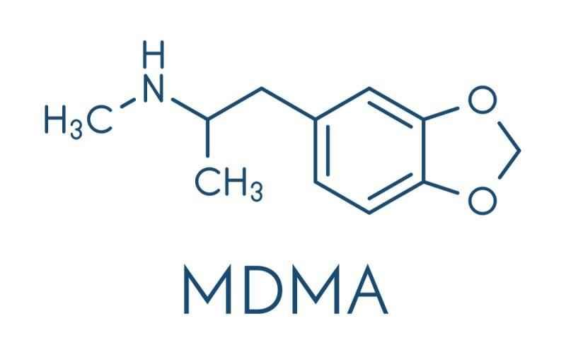 Hợp chất MDMA thuốc lắc